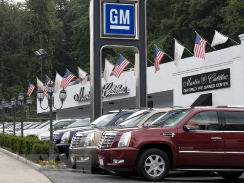Nhiều chính sách ưu đãi giúp cải thiện tình hình thị trường ô tô Mỹ