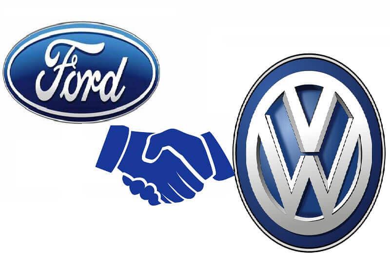 Sẽ có xe ô tô liên minh Ford - Volkswagen